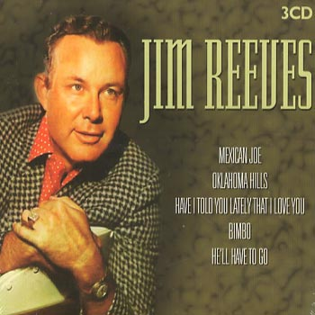 Reeves Jim -Mexican Joe (3cd)(CD)