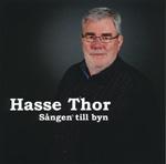 Thor Hasse – Sången till byn (CD)