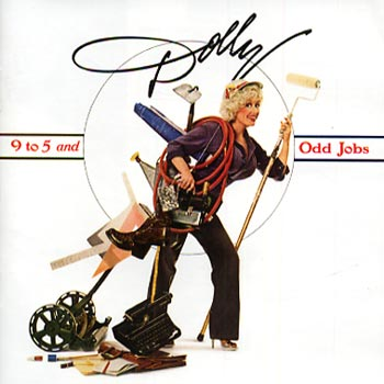 Parton Dolly -9 to 5 and odd jobs (CD)