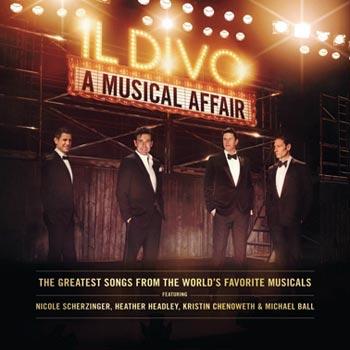 Il Divo -A musical affair (CD)