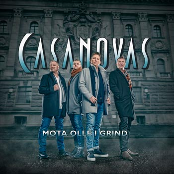 Casanovas -Mota Olle i grind (CD)