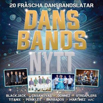 Dansbands Nytt (CD)