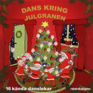 Dans Kring Julgranen (CD)