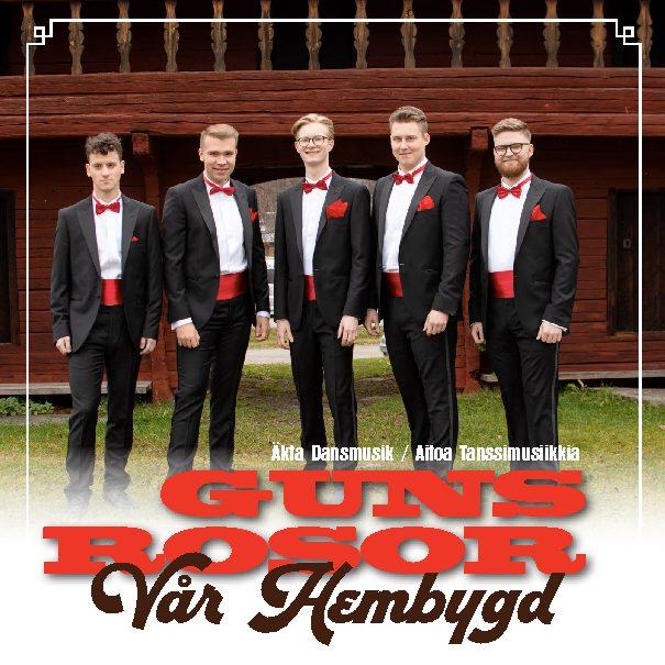 Guns Rosor – Vår hembygd (CD)