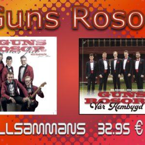 Guns Rosor – Vår hembygd + Rosarnas jul (2cd) (CD)