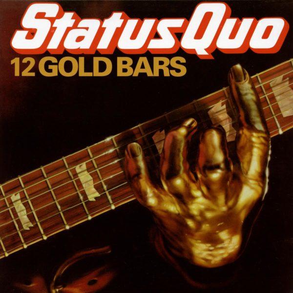 Status Quo -12 gold bars (VINYL LP)