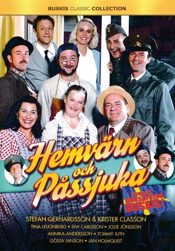 Stefan & Krister / Hemvärn och påssjuka (DVD)