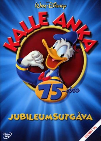 Kalle Anka / 75 år med Kalle Anka (DVD)