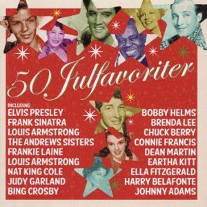 50 Julfavoriter (2cd)(CD)