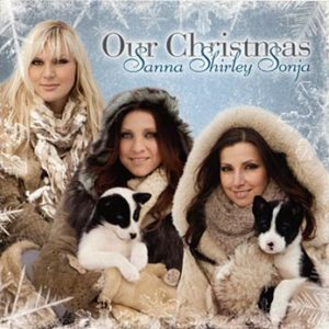 Sanna/Shirley/Sonja – Our christmas (CD)
