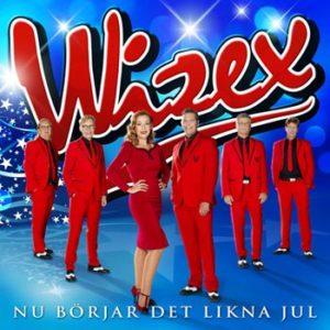 Wizex -Nu börjar det likna jul (CD)
