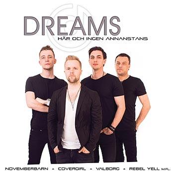 Dreams -Här och ingen annanstans (CD)
