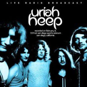 Uriah Heep -Best of .. Live at King Biscuit '74 (VINYL LP)