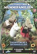 Muminfamiljen – På äventyr i Mumindalen (DVD)