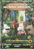 Muminfamiljen - Var i Mumindalen (DVD)