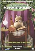 Muminfamiljen - Muminpappas ungdom (DVD)
