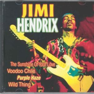 Hendrix Jimi – The sunshine of (CD)