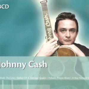 Cash Johnny – Box (3cd)(CD)