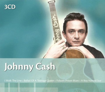 Cash Johnny - Box (3cd)(CD)