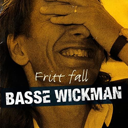 Wickman-Basse - Fritt fall (CD)
