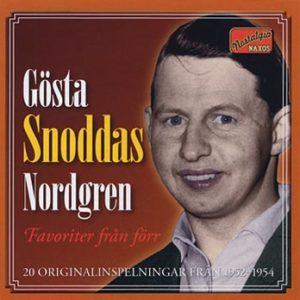 Snoddas-Favoriter från förr (CD)