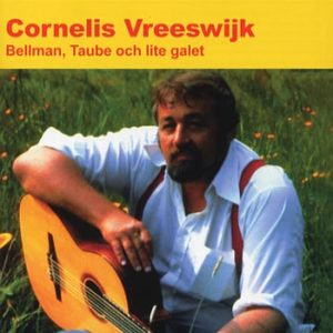 Vreeswijk Cornelius -Bellman Taube och lite…-84 (CD)