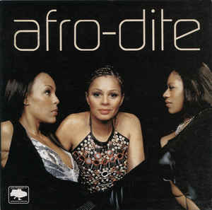 Afro-Dite - Never let it go (CD)