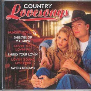 Country Lovesongs (2cd)(CD)