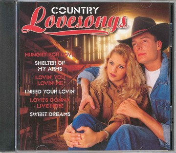 Country Lovesongs (2cd)(CD)