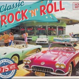 Classic Rock n roll 75 hits(3cd)(CD)