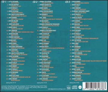 Classic Rock n roll 75 hits(3cd)(CD)