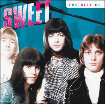 Sweet - The best of (CD)