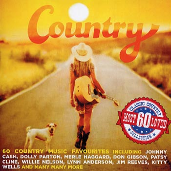 60 Country music favourites (3cd)(CD)