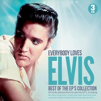 Presley Elvis - Everybody Loves Best of (3cd)(CD)