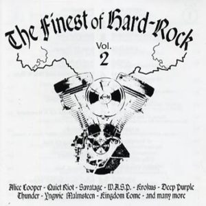 Finest of Hard Rock vol 2 (CD)