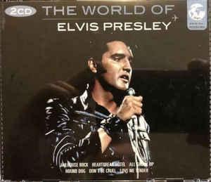 Presley Elvis – The world of (2cd) (CD)