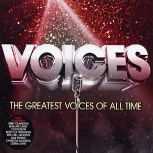 Voices / The Greatest Voices Of All Time (3cd)(CD)