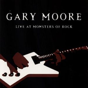 Moore Gary -Live at Monsters of Rock (CD)