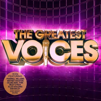 Voices /The Greatest Voices (3cd)(CD)