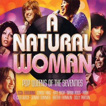 A Natural Woman (3cd)(CD)
