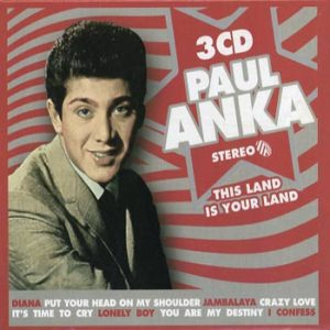 Anka Paul – This land is your land (3cd)(CD)
