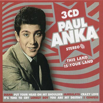 Anka Paul - This land is your land (3cd)(CD)