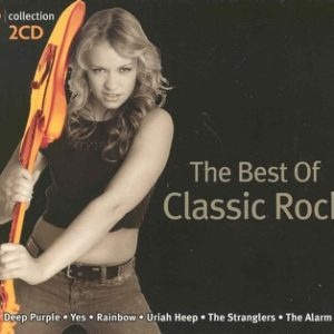 The Best of Classic rock (2cd)(CD)
