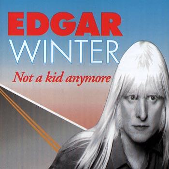 Winter Edgar - Not a kid anymore (CD)