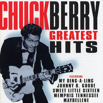 Berry Chuck - Greatest hits (CD)