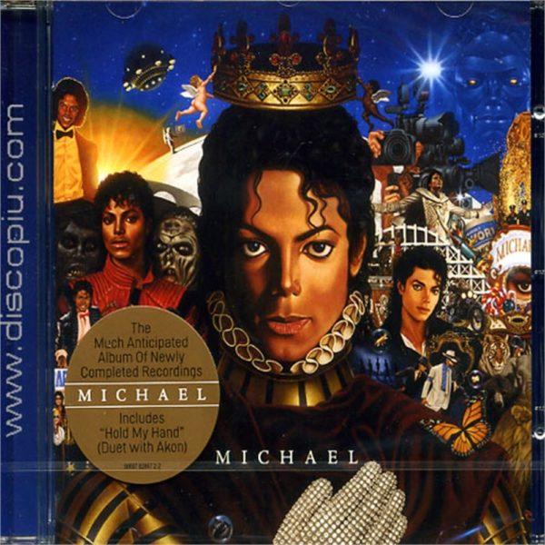 Jackson Michael - Michael (CD)