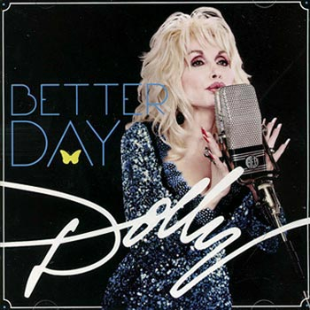 Parton Dolly - Better day (CD)