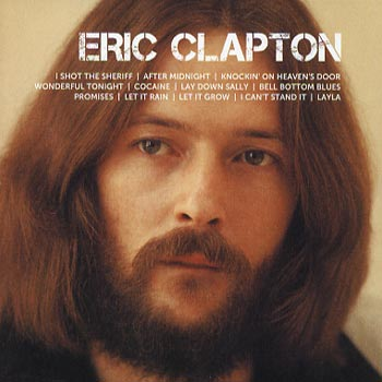 Clapton Eric -Icon 1970-78 (CD)
