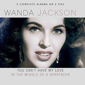 Jackson Wanda -You cant have my love (CD)
