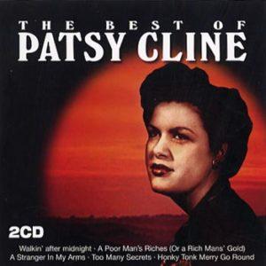 Cline Patsy – Best of (2cd)(CD)